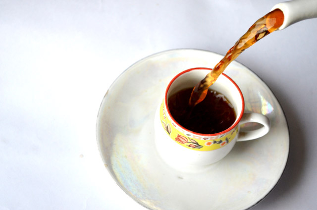 What Is Lurking in Your Tea?